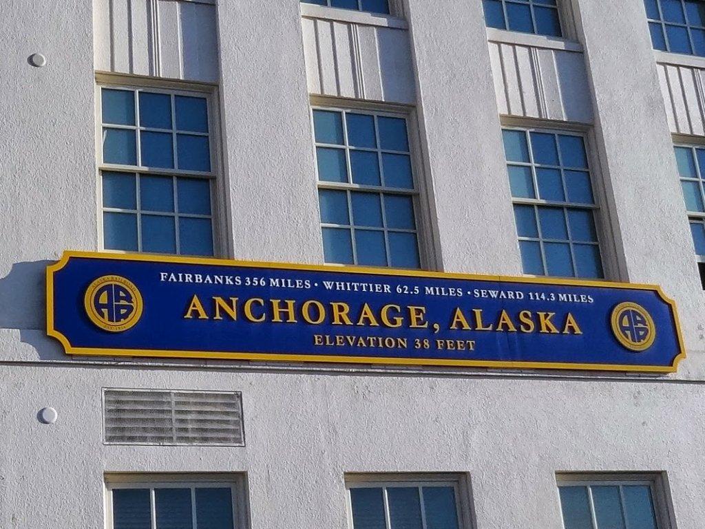 Аляска_Из полуостров Кенай