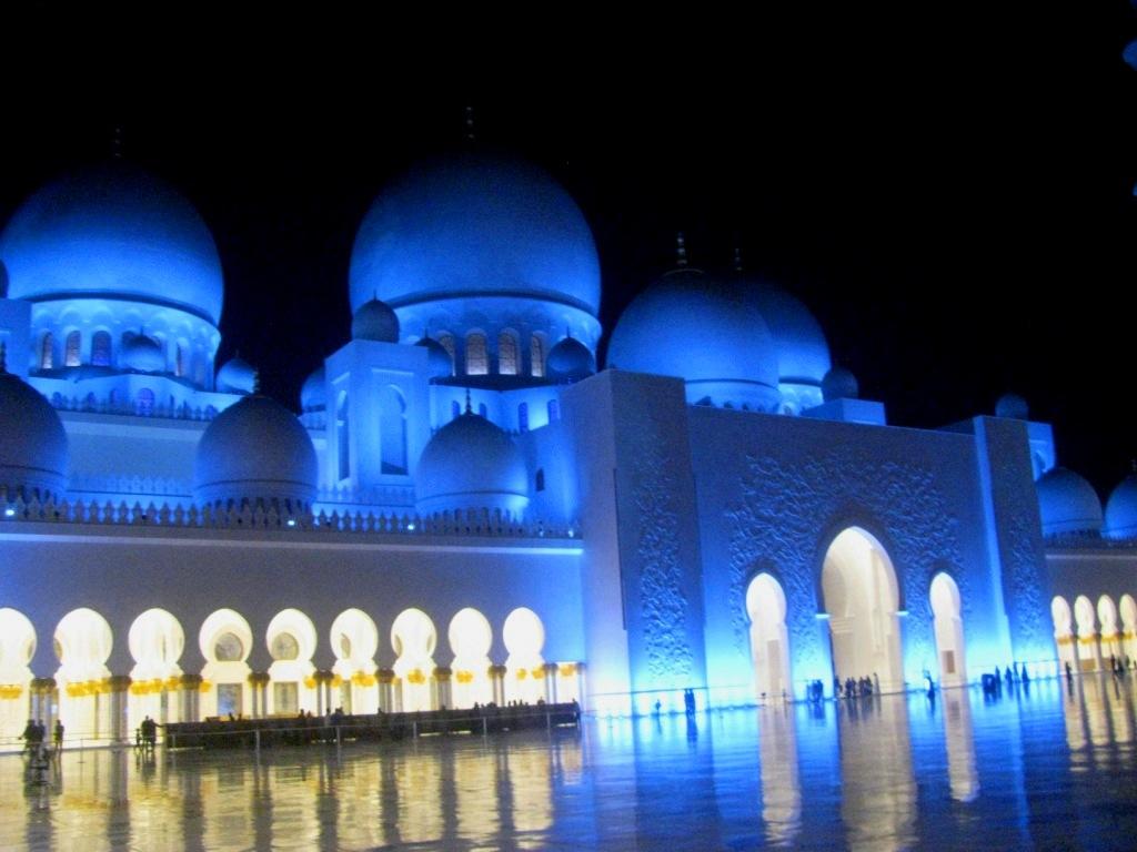 Abu Dhabi, UAE, December 2016