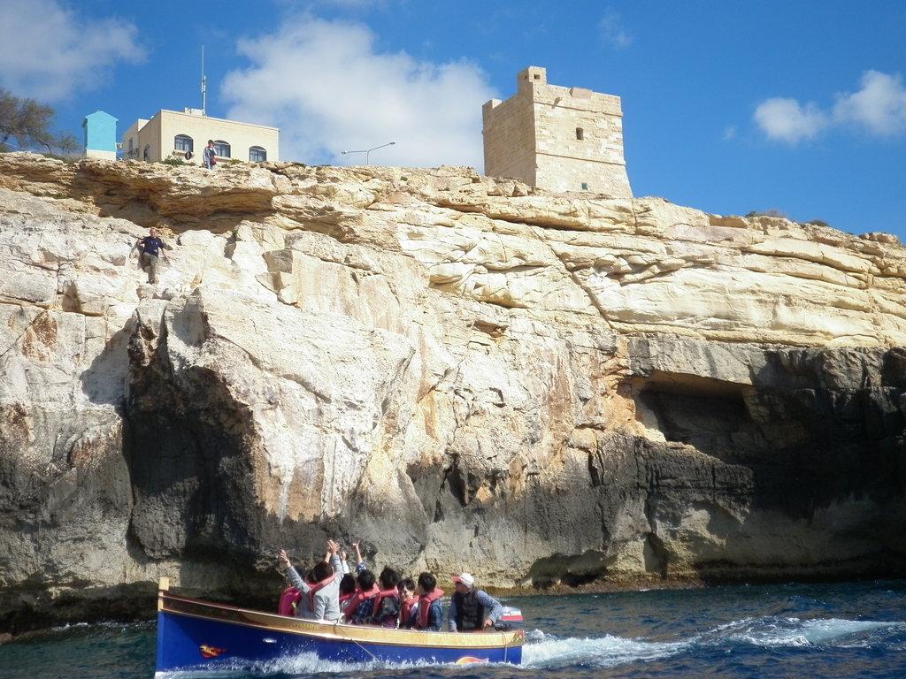 Островите Годзо и Комино, Малта