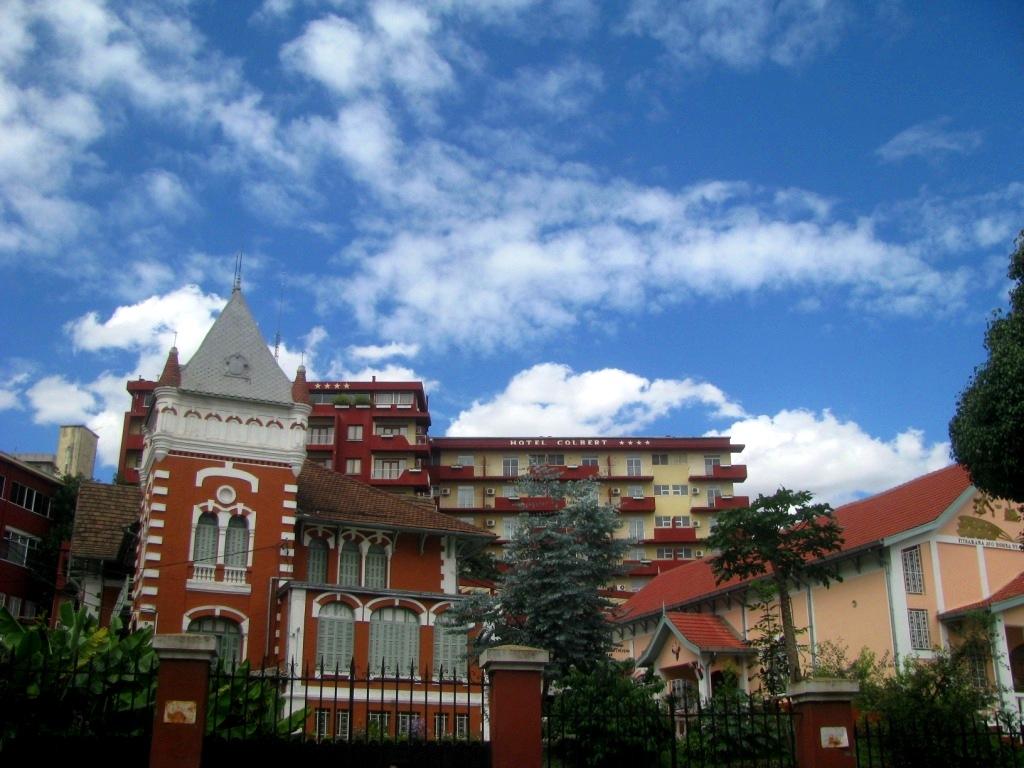 Antananarivo, Madagascar, January 2017