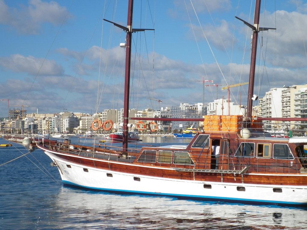 Ла Валета, столицата на Малта