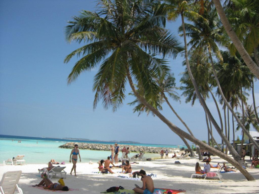 Малдивите - о. Маафуши