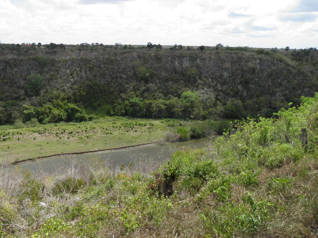 Устието на река Чавон