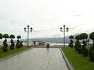 Крайбрежната алея в близост до пристанището