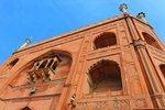 Джамията Jama Masjid, Ню Делхи, Индия.