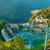 View from Pao de Acucar, Rio de Janeiro
