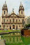 Igreja de Nossa Senhora da Candelaria. Rio de Janeiro, Brazil.