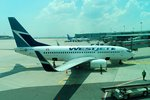 WestJet Boeing 737-700 at Pearson International (YYZ), Toronto, ON