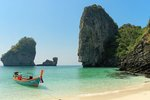 Nui Bay, Phi Phi Islands, Thailand