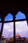 Il Duomo di Firenze as seen from Palazzo Vecchio, Florence, Italy
