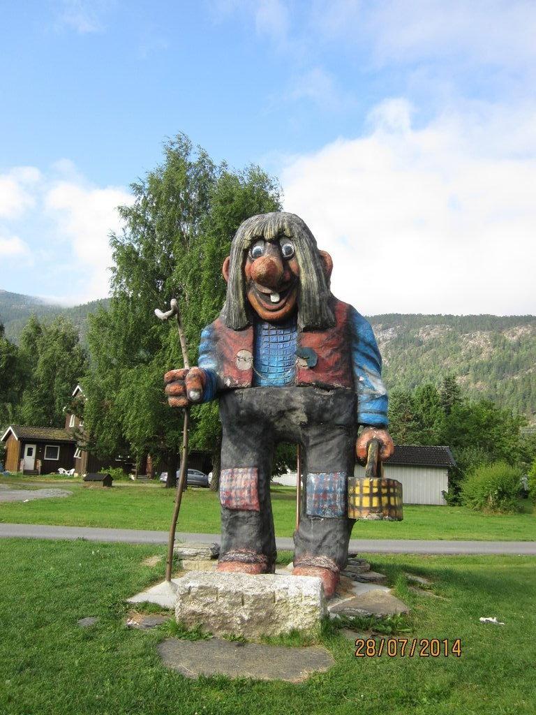 Зьогнефиорд, Норвегия