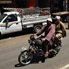 Мотористи, Едфу, Египет