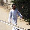 Мъж в бяло, Едфу ,Египет