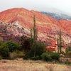 Cerro de los siete colores, Purmamarca, Quebrada de Humahuaca