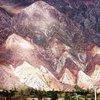 Cerro de los pintores, Maimara, Quebrada de Humahuaca