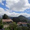 Изглед към съседните върхове обграждащи равнината на Богота, граничеща на изток с планинската верига Източна Кордилера