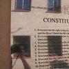 Част от конституцията на Република Ужупио