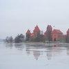 Замъкът в Тракай
