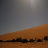 Нощна Сахара и милионите звезди