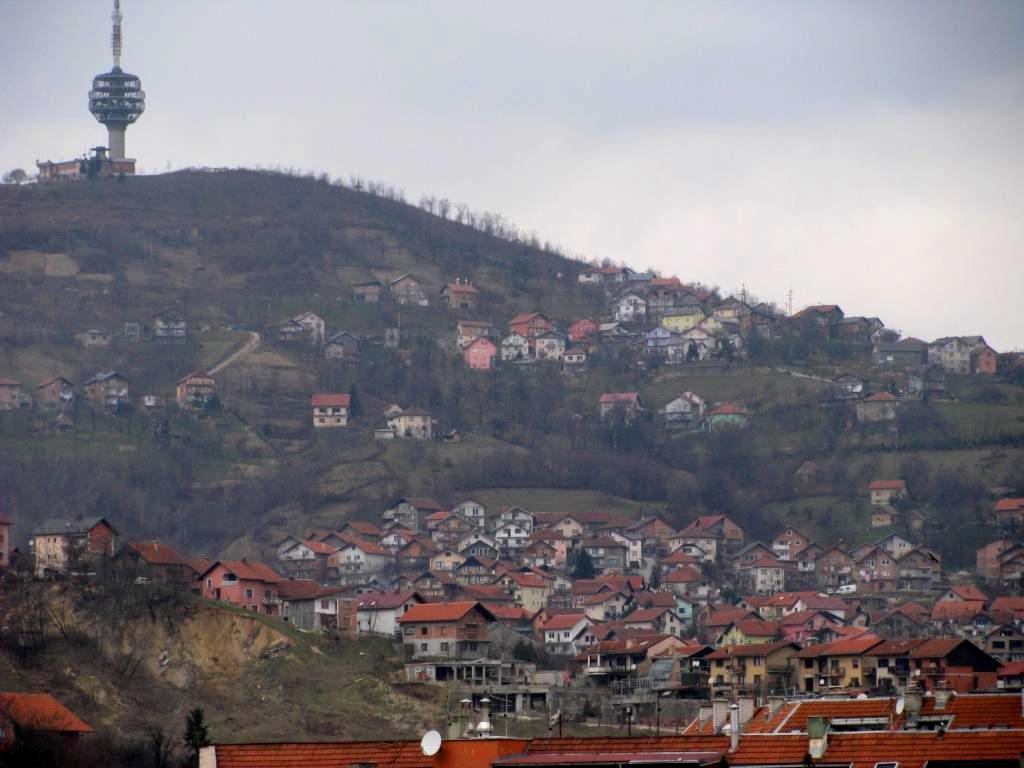 Sarajevo, Bosnia and Herzegovina, February 2008