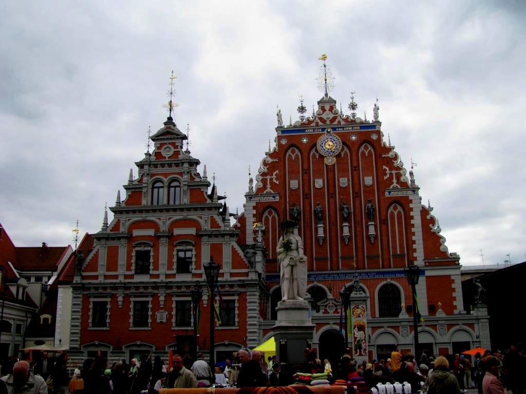 Riga, Latvia, May 2009