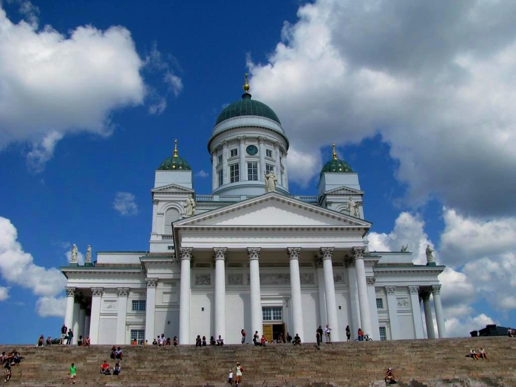 Helsinki, Finland, August 2009
