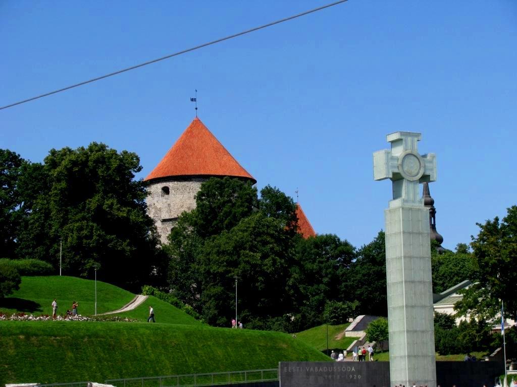 Tallinn, Estonia, August 2009