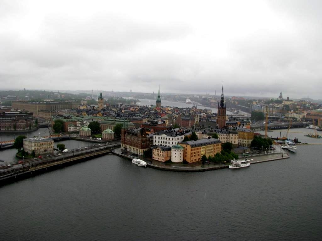 Stockholm, Sweden, August 2009