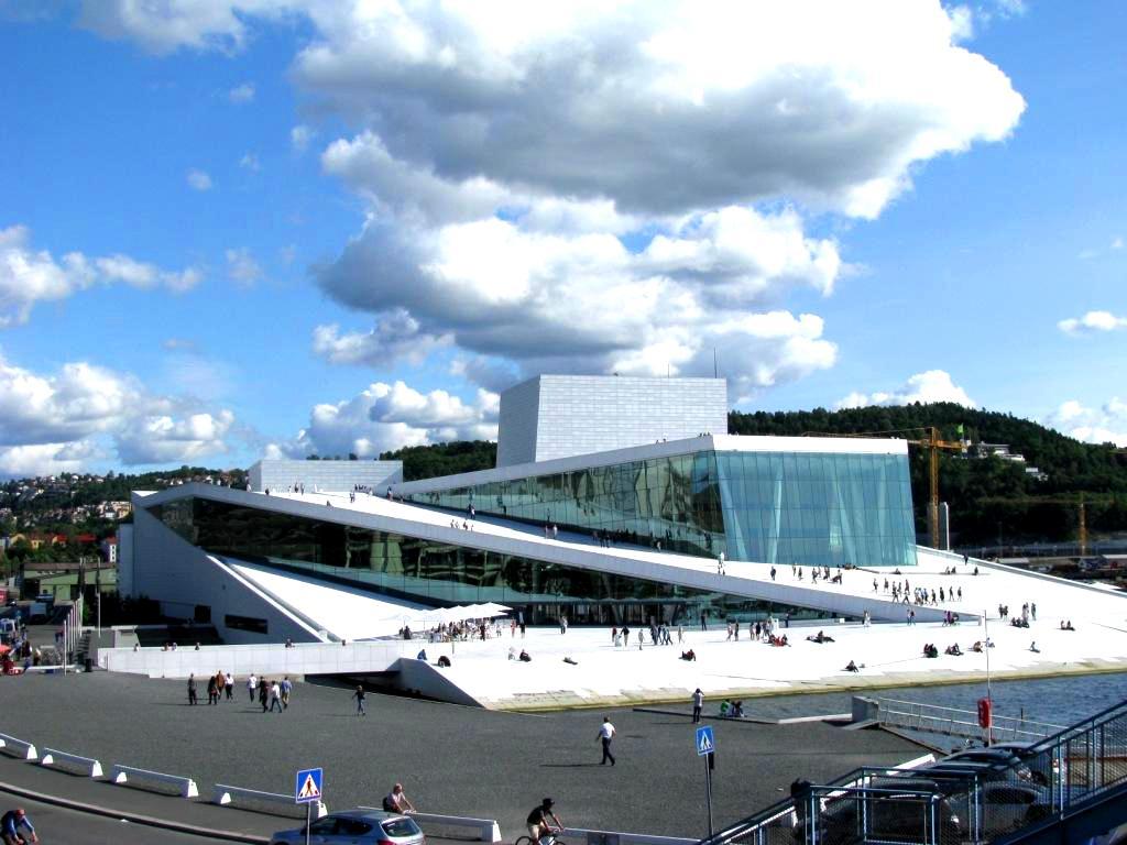 Oslo, Norway, August 2009