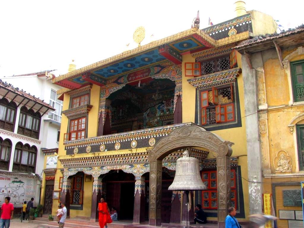 Kathmandu, Nepal, April 2010