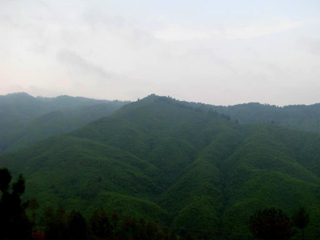 Nagarkot, Nepal, April 2010