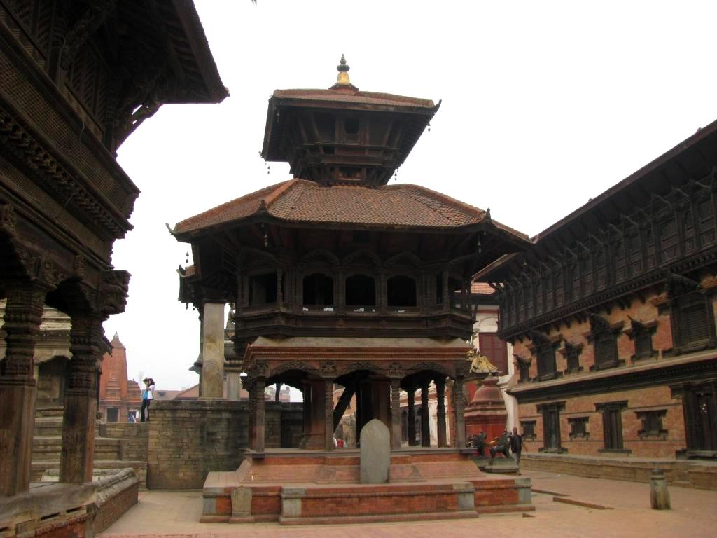 Bhaktapur, Nepal, April 2010