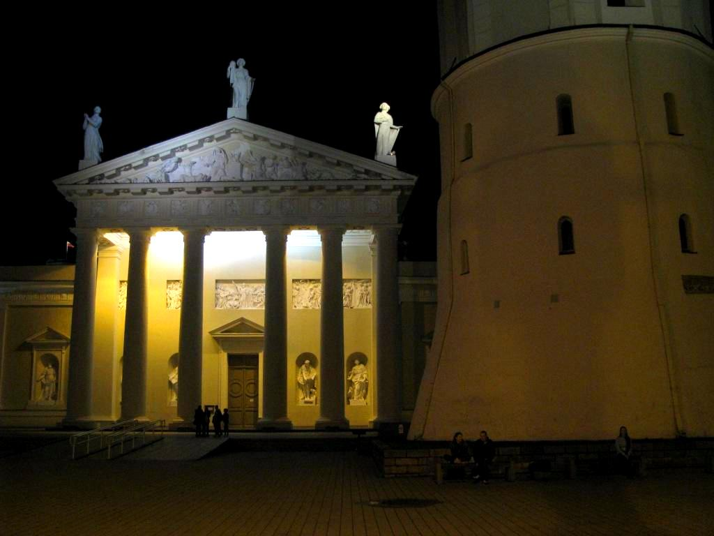 Vilnius, Lithuania, May 2010