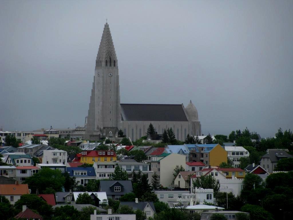 Reykjavik, Iceland, June 2010