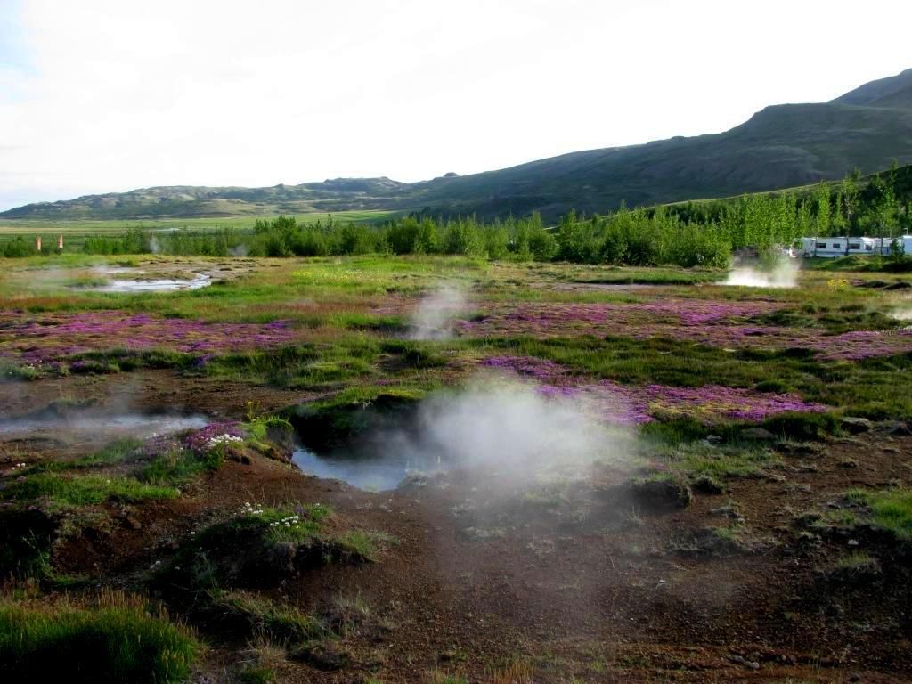 Geysir, Iceland, June 2010