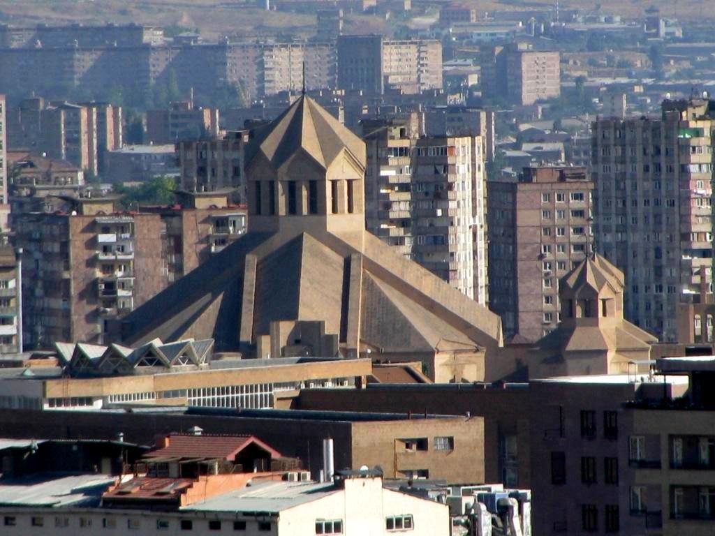 Yerevan, Armenia, July 2010