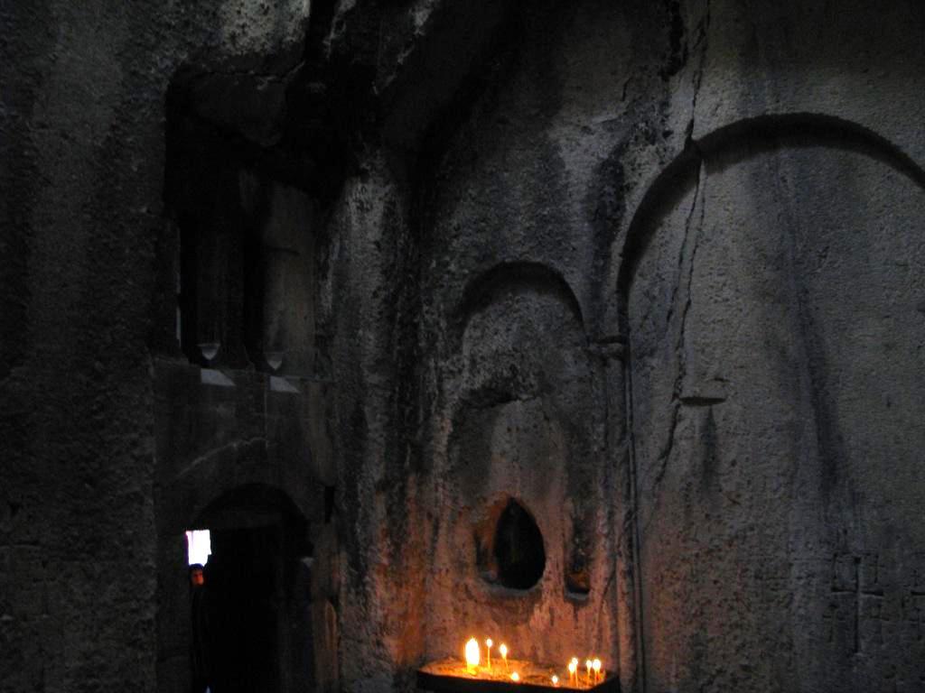 Geghard, Armenia, July 2010