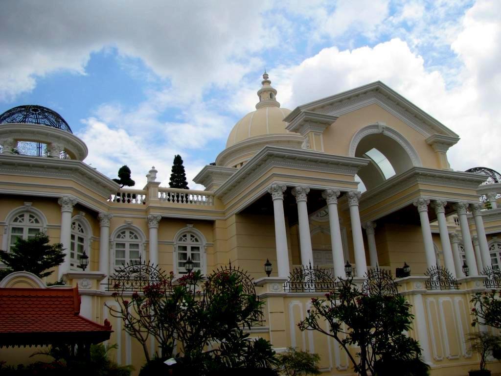 Phnom Penh, Cambodia, March 2011