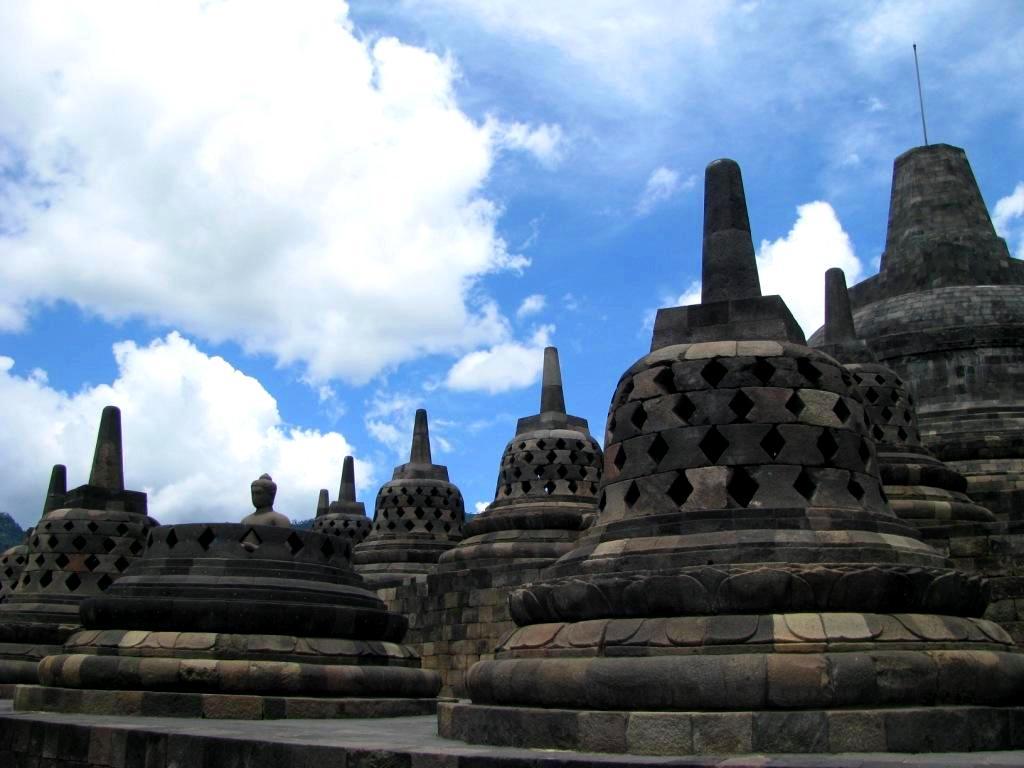 Borobudur, Indonesia, March 2011