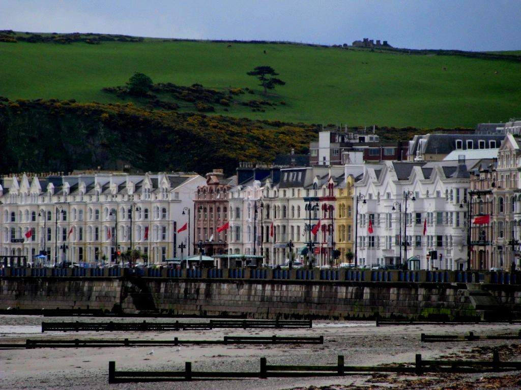 Douglas, Isle of Man, May 2011