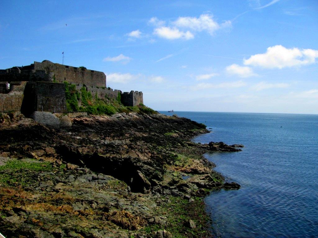 Saint Peter Port, Guernsey, May 2011