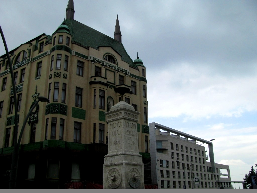 Belgrade, Serbia, June 2011