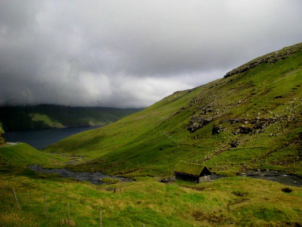 The islands of Vagar & Streymoy, Faroe Islands, August 2011