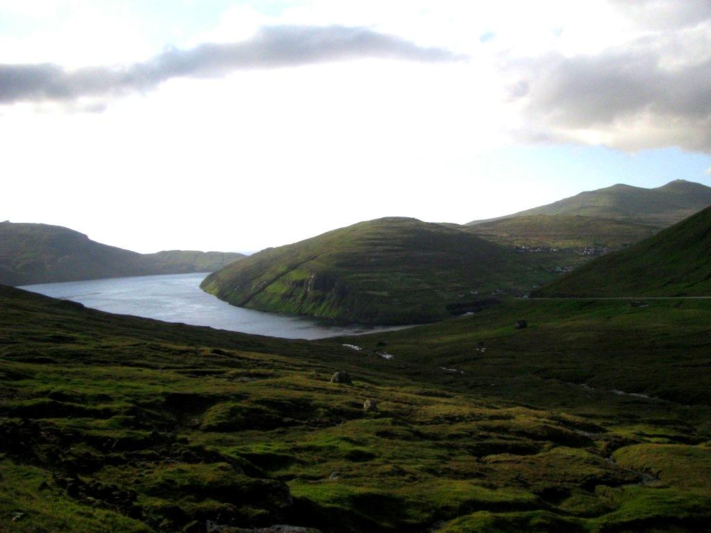 Vestmanna, Faroe Islands, August 2011