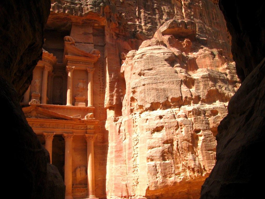 Petra, Jordan, October 2011