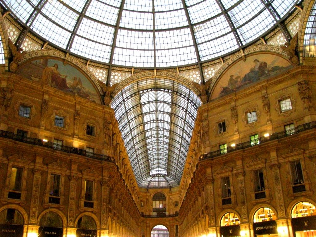 Milan, Italy, November 2011