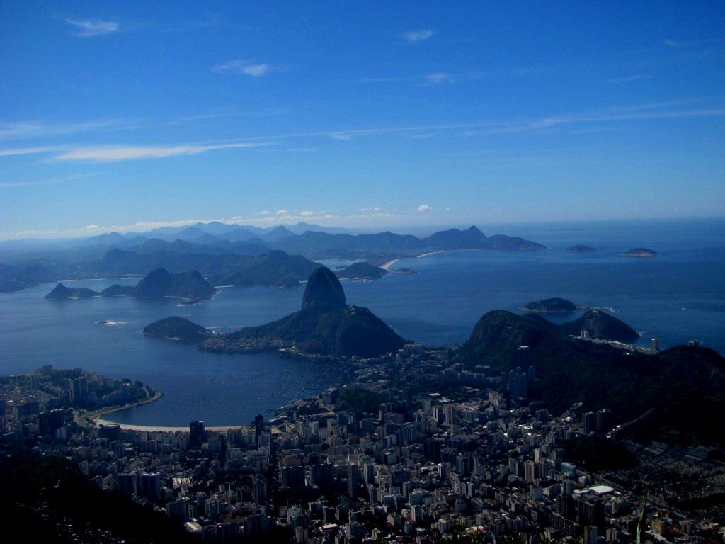 Rio de Janeiro, Brazil, April 2012