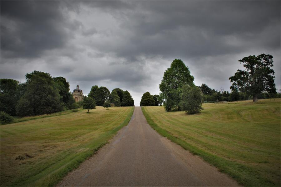 Пейзаж в Лондон