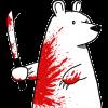 machete bear